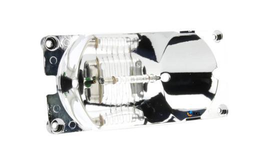 Typ 40 pico Xenon: Blitzröhre mit Reflektor