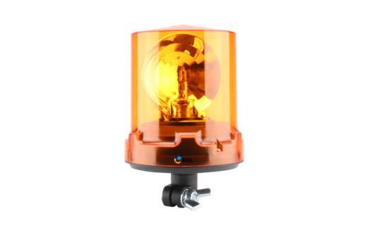 Sirena Gyro A, orange, 12V