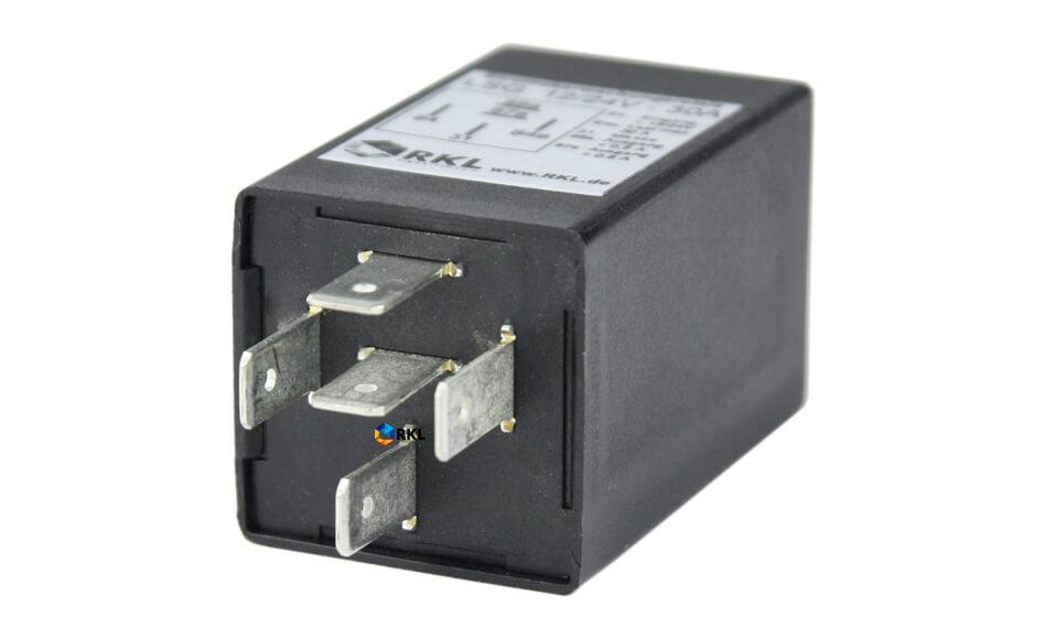 LSG Strom-Überwachungsrelais | Rundumleuchten, Sondersignalanlagen ...