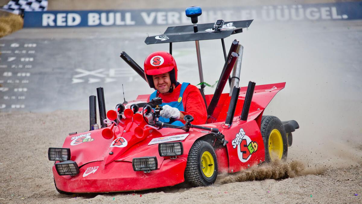 Vorfahrt für Sebastian Vettel